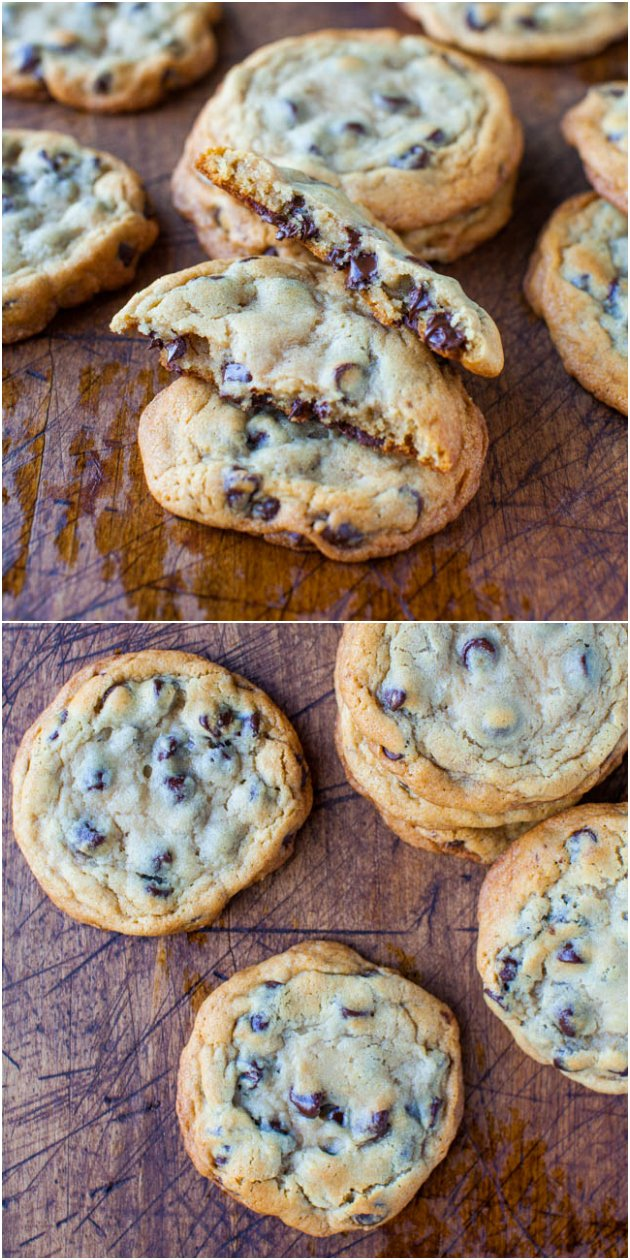 New York Times Chocolate Chips Cookies {from Jacques Torres} - Soft & chewy chocolate chip cookies based on the very popular recipe. Is it worth the hype? I shared my thoughts about if they're the best-ever chocolate chip cookies or not...