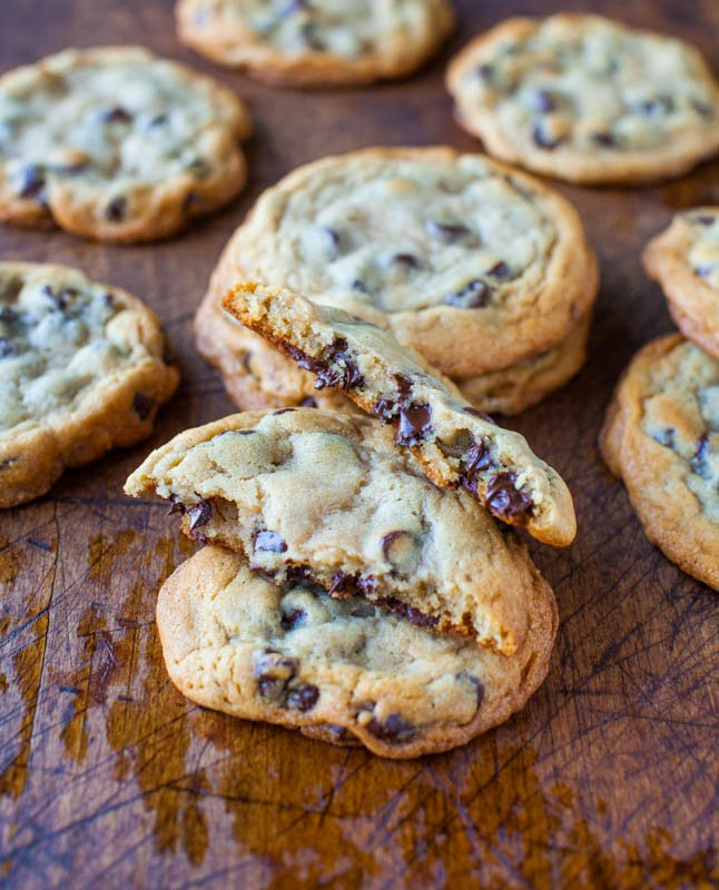 New York Times Chocolate Chip Cookies (from Jacques Torres)