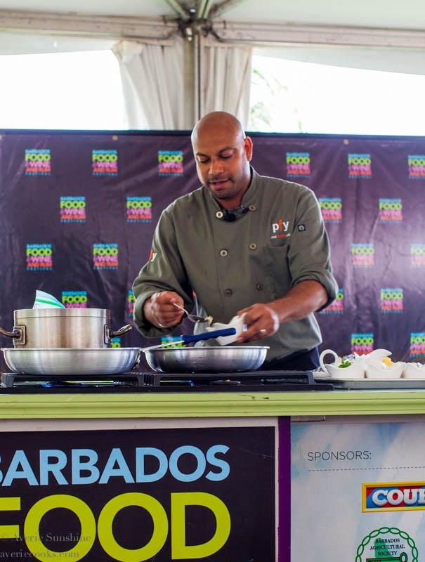 Chef Paul Yellin