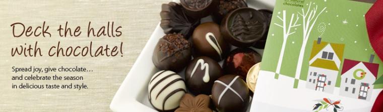 Lake Champlain Chocolates