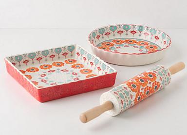 Poppy Ring Baking Set