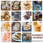 Favorite Cookies @Averie Sunshine {Averie Cooks}