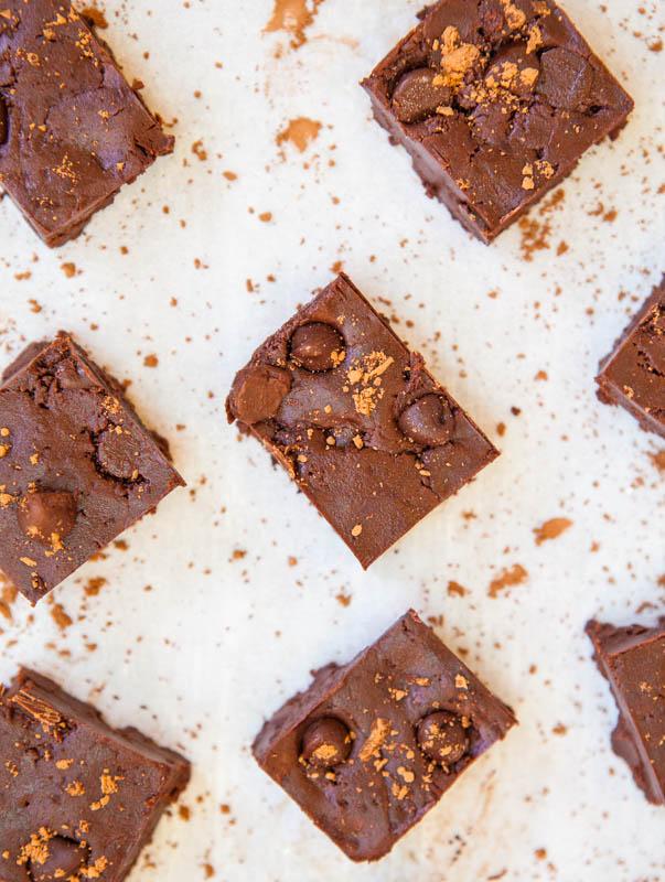 Chocolate Truffle Brownie Bites Recipes — Dishmaps