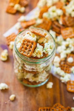 Parmesan Ranch Snack Mix