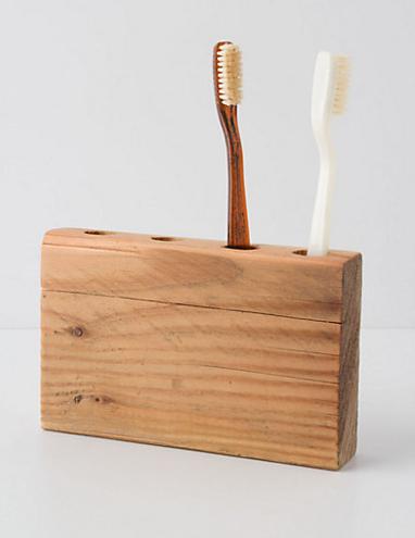 Timber Trail Toothbrush Holder