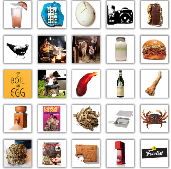Bon Appetit's Food Trends for 2013 pic collage