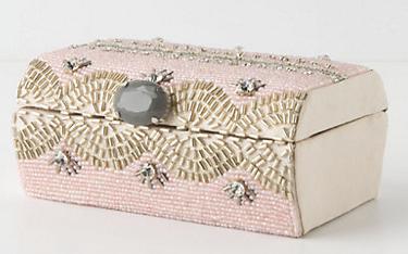 Jazz Era Jewelry Box