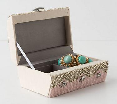 Open Jazz Era Jewelry Box