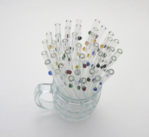 Glass Dharma Glass Straw