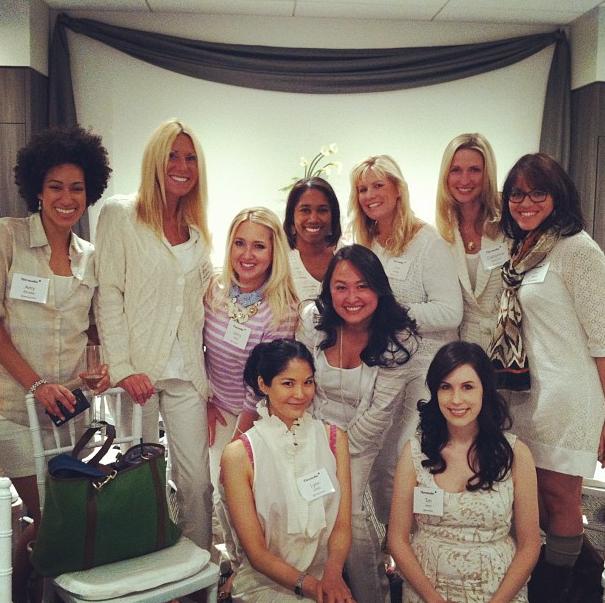 Photo of multiple women