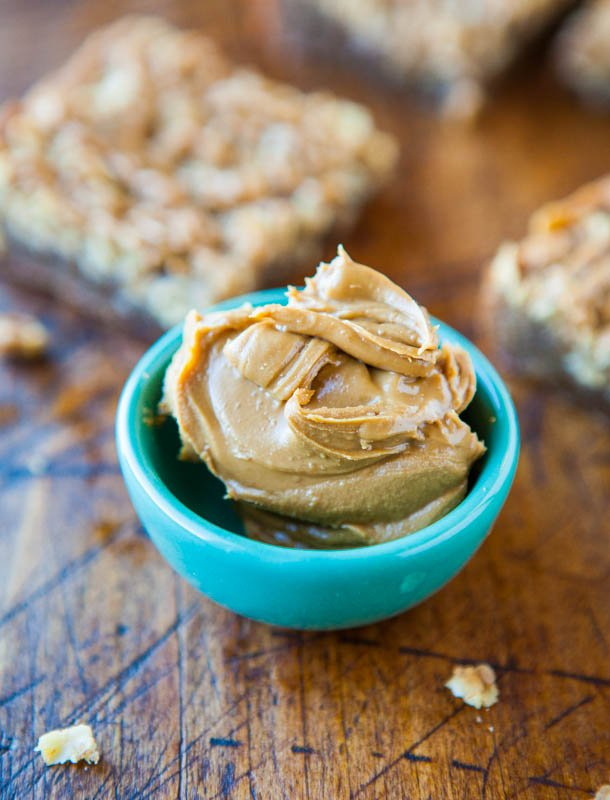Cookie Butter averiecooks.com