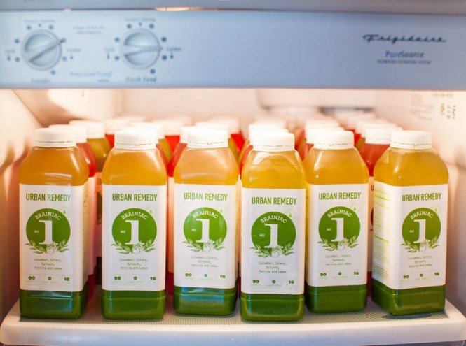 Three Day Juice Cleanse averiecooks.com