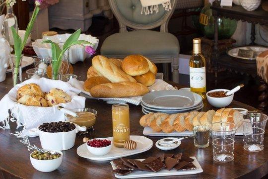 DIY: Create a Sweet and Savory Dessert Crostini Bar