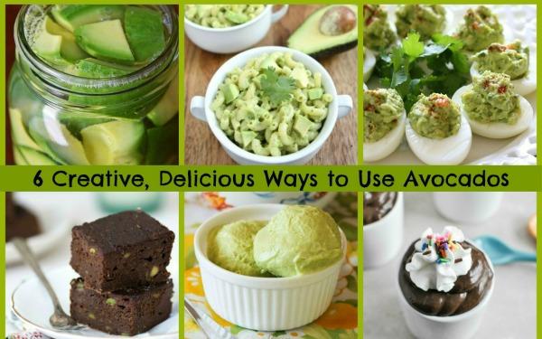 Parade Magazine's Six Creative, Delicious Ways to Use Avocado