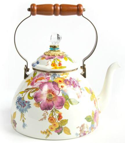 Flower Tea Kettle
