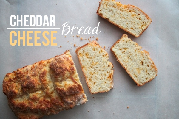 Tracy's Cheddar Cheese Bread