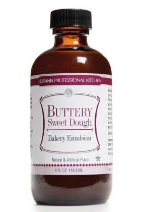 Buttery Sweet Dough Emulsion