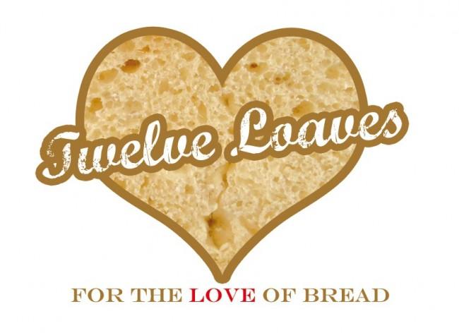 Lora the Cake Duchess' #TwelveLoaves logo