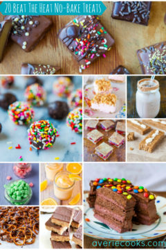 20 Beat The Heat No-Bake Treats