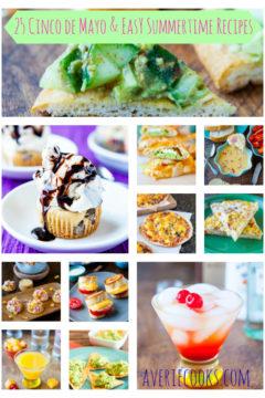 May 2013 Recipes