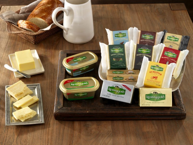 Kerrygold butter and cheese