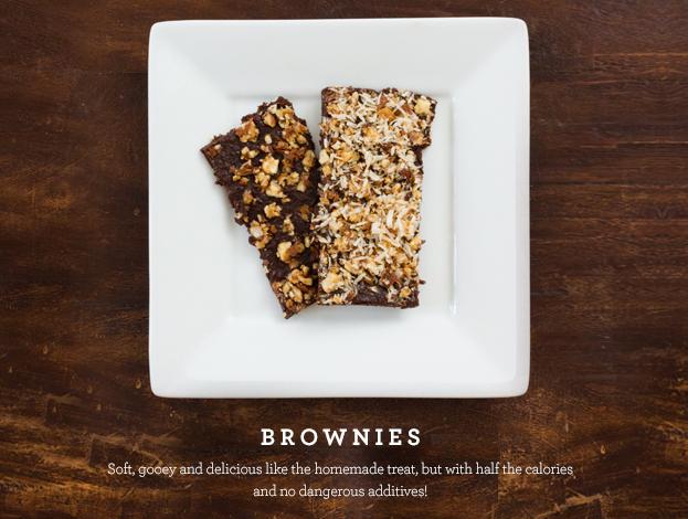 Urban Remedy brownies