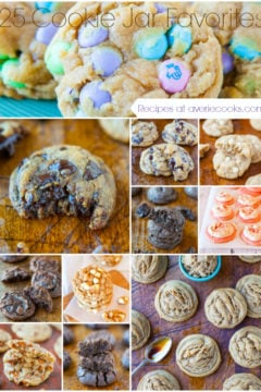25 Cookie Jar Favorite Cookies and Cookie Cookbook Giveaway