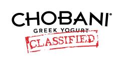 Chobani Yogurt Logo