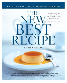 The New Best Recipe from Cook's Illustrated