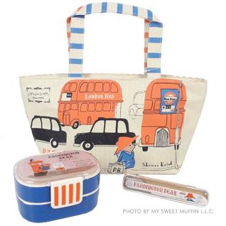Paddington Bear Lunch Box Set