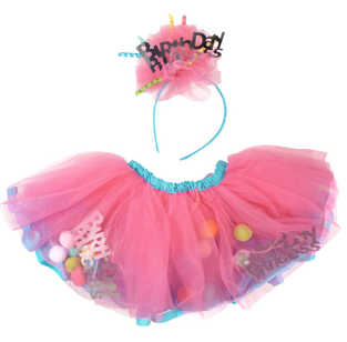 Happy Birthday Dress-Up Outfit