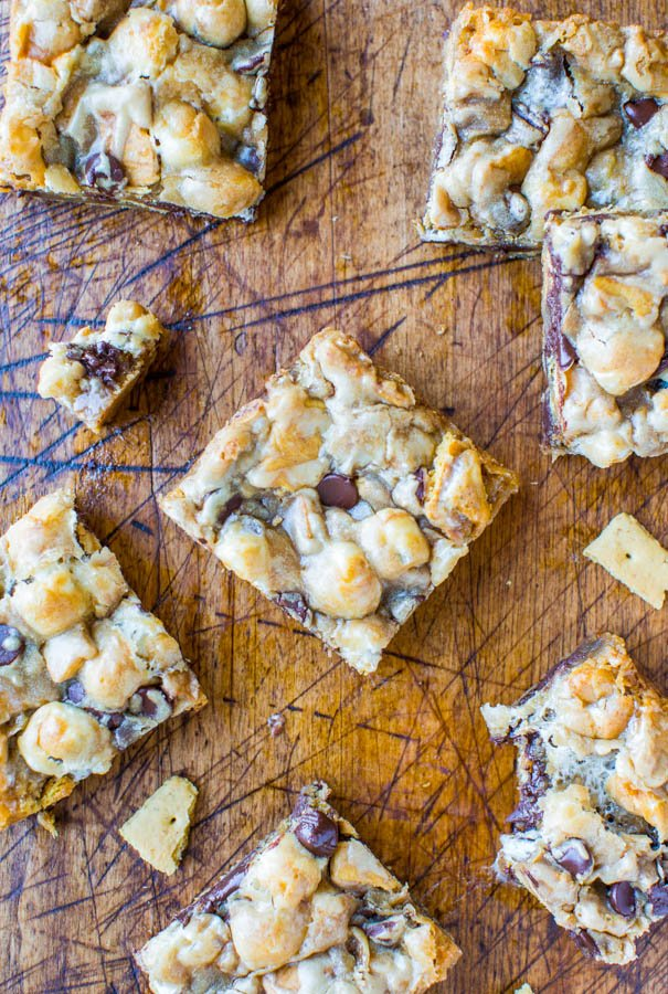 Soft and Gooey Loaded S'mores Bars — No campfire required for these soft, gooey, rich s'mores bars that are loaded with texture and flavor!