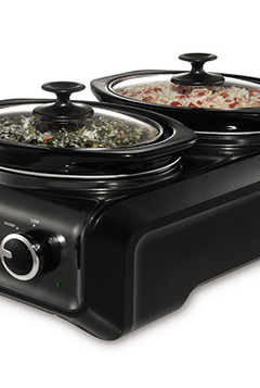 Crock-Pot Hook Up Connectable Entertaining System Giveaway ($140 value)