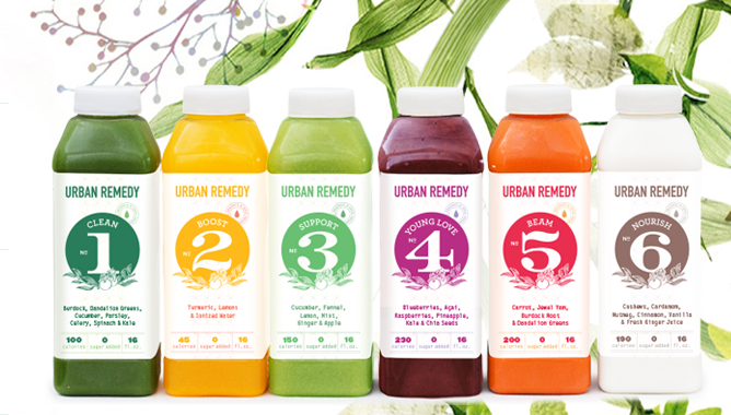 The Purify Cleanse from Urban Remedy