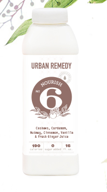 Nourish Urban Remedy Juice