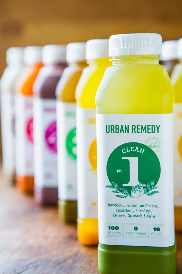 Three Day Juice Cleanse: Purify Cleanse from Urban Remedy - averiecooks.com