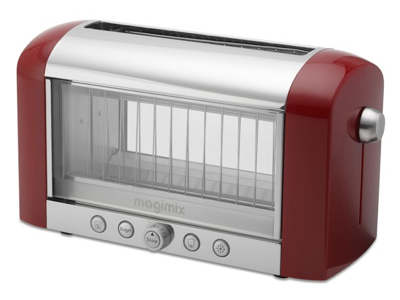 Magimix Colored Vision Toasters