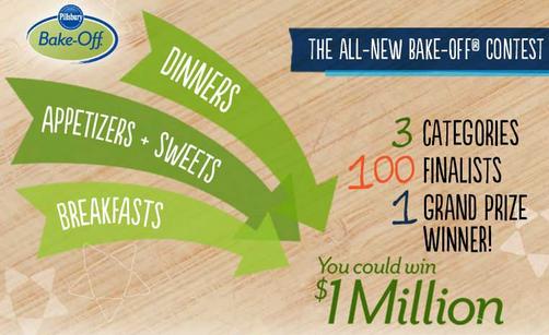 46th Annual Pillsbury Bakeoff Contest