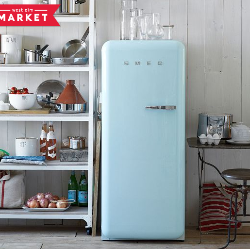 Smeg Full-Size Refrigerator