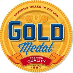 Gold medal flour logo