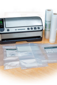 FoodSaver® 4800 Series Vacuum Sealer Giveaway ($200 Value)
