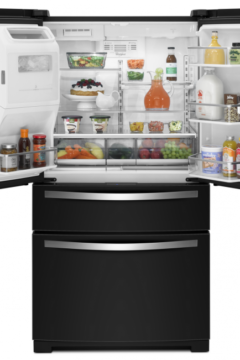 Whirlpool/CES Twitter Party + CoolVox Refrigerator Giveaway