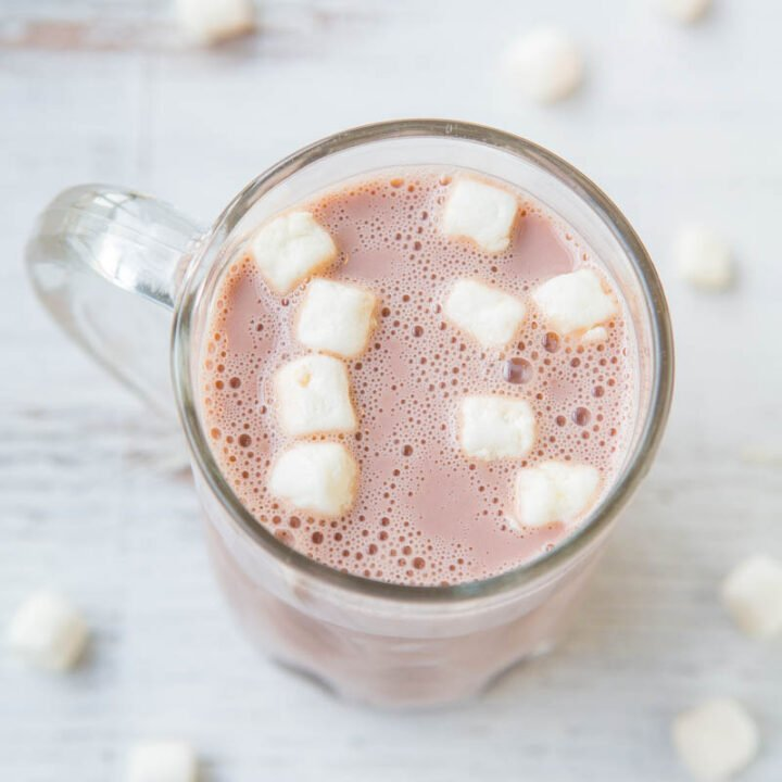 Skinny 105-Calorie Hot Chocolate