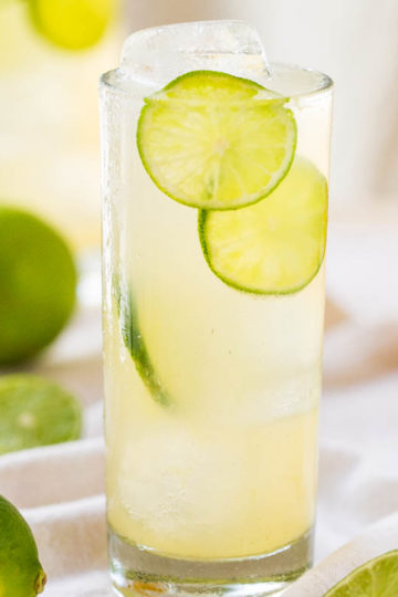How to Make a Margarita with 3 natural ingredients