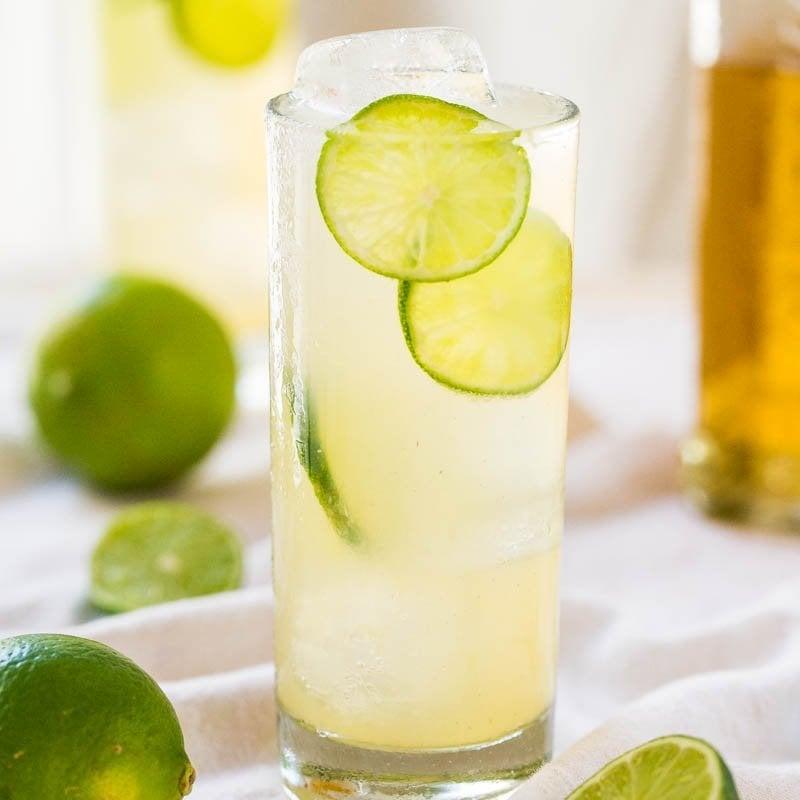 The BEST Homemade Margaritas (3 Ingredients