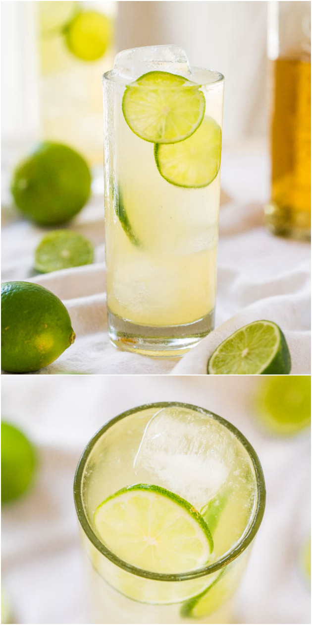 How to Make a Margarita with a Simple Margarita Recipe