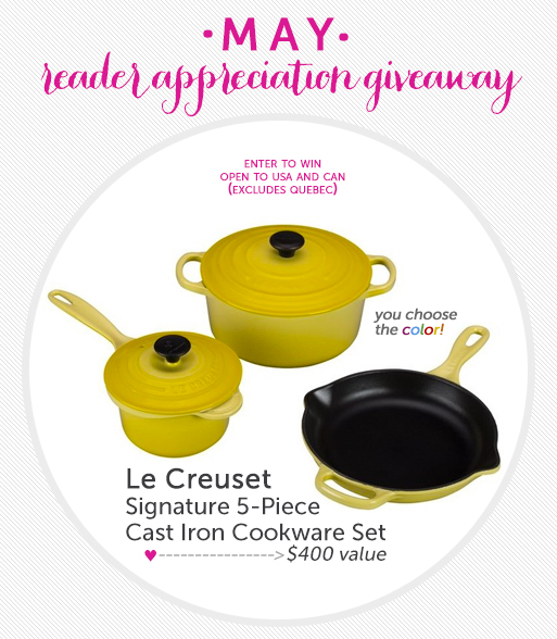 "34ceb22c960 78 comments on ""Le Creuset Enameled Cast Iron 5-Piece Cookware Set ( 400  Value)"""