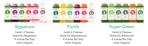 Win a 3-Day Purify Juice Cleanse from Urban Remedy & Averie Cooks!