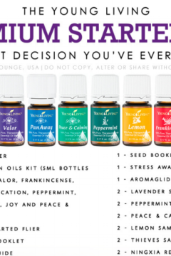 Young Living Essential Oils Giveaway ($160 Value)