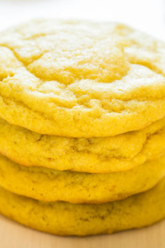Soft and Chewy Lemon Cookies